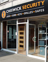 hiswick Shop - Security Grilles