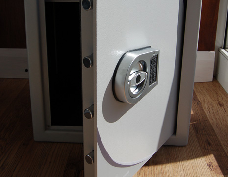 Safes supplied and fitted